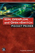 SDN, OpenFlow, and Open vSwitch Book Cover
