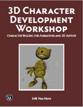 3D Character Development Workshop Book Cover