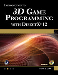Introduction to 3D Game Programming with DirectX12 Book Cover