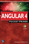 Angular 4 Book Cover