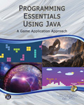 Programming Essentials Using Java Book Cover