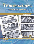 Storyboarding Book Cover