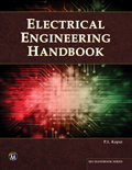 Electrical Engineering Handbook Book Cover