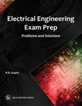 Electrical Engineering Exam Prep  Problems and Solutions  Book Cover