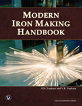 Modern Iron Making Handbook Book Cover