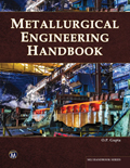 Metallurgical Engineering Handbook Book Cover