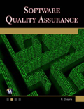 Software Quality Assurance Book Cover