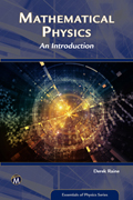 Mathematical Physics: An Introduction Book Cover