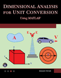 Dimensional Analysis For Unit Conversion Using Matlab Book Cover