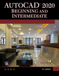 AutoCAD 2020 Beginning and Intermediate Book Cover