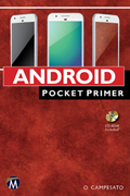 Android Pocket Primer Book Cover