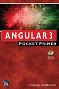 Angular 3 Book Cover
