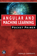 Angular And Machine Learning Pocket Primer Book Cover