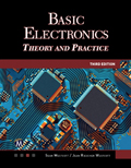 Basic Electronics Theory And Practice Third Edition Book Cover