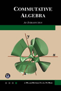Commutative Algebra Book Cover