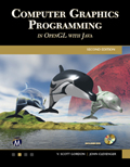 Computer Graphics Programming in OpenGL with Java Second Edition Book Cover