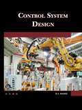 Control System Design Book Cover