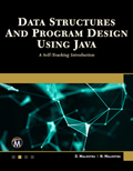 Data Structures And Program Design Using Java Book Cover
