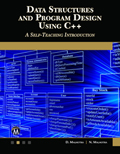 Data Structures And Program Design Using C++ Book Cover