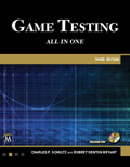 Game Testing All in One Third Edition Book Cover