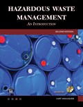 Hazardous Waste Management Second Edition Book Cover