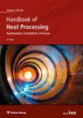 Handbook of  Heat Processing  Second Edition Book Cover