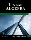 Linear Algebra Book Cover