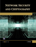 Network Security and Cryptography Book Cover