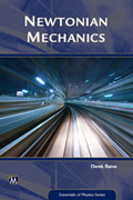 Newtonian Mechanics (Essentials of Physics Series) Book Cover