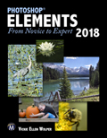 Photoshop Elements 2018 Book Cover