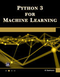 Python 3 for Machine Learning Book Cover