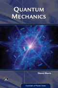 Quantum Mechanics (Essentials of Physics Series) Book Cover