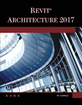 Revit Architecture 2017 Book Cover