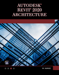 AutoDesk® Revit® 2020 Architecture Book Cover