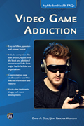 Video Game Addiction Book Cover
