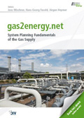 Gas2energy System Planning: Fundamentas of the Gas Supply
