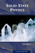 Solid State Physics (Essentials of Physics Series) Book Cover